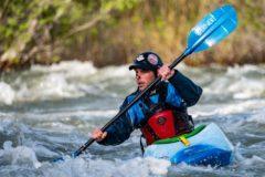 white water kayak - cork ireland